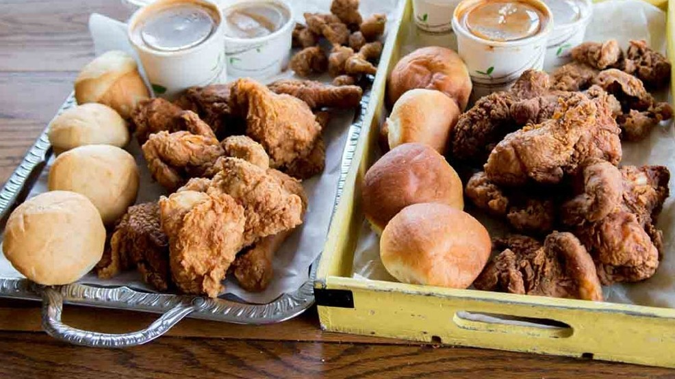 Pickin' chicken: Ezell's vs. Heaven Sent - Seattle Refined
